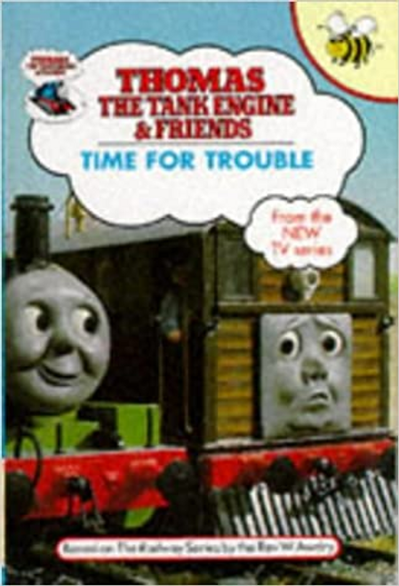 Thomas the Tank Engine and Friends: Time for Trouble v. 37