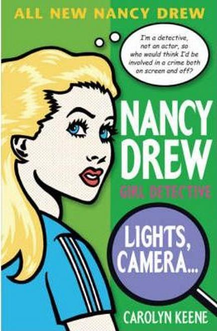Keene, Carolyn / Lights, Camera...