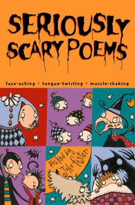 Foster, John / Seriously Scary Poems
