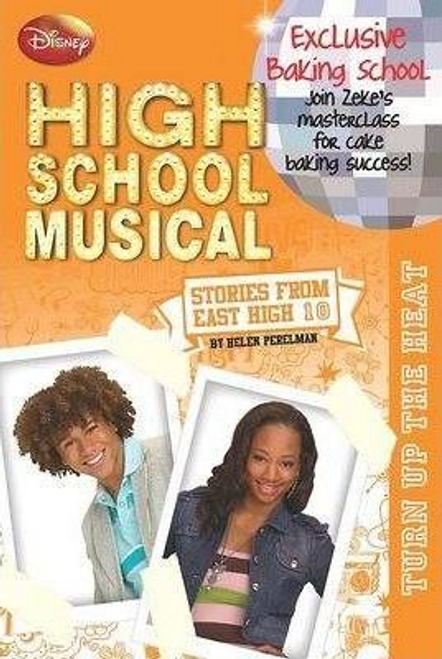 Disney Stories from: East High: Turn Up the Heat v. 10