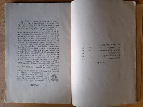 Mac Piarais, Pádraic ( Patrick Pearse) - An Mháthair & Sgéalta Eile - PB - 1929 - 2 ed