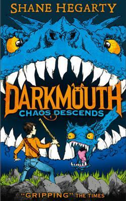 Hegarty, Shane / Chaos Descends (Large Paperback) ( Darkmouth Series - Book 3 )