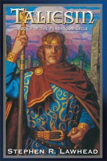 Lawhead, Stephen R. / Taliesin (Large Paperback)