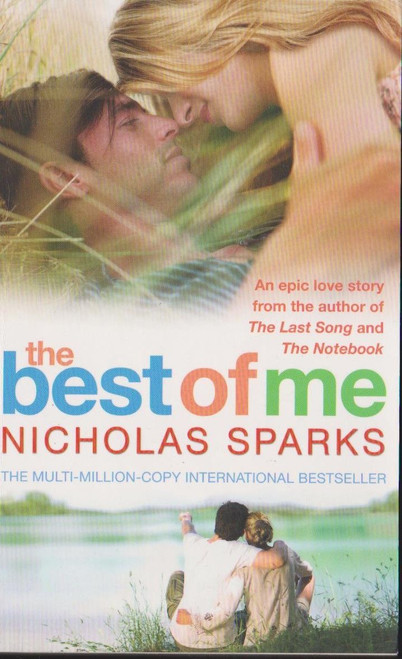 Sparks, Nicholas / the best of me