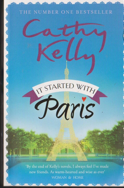 Kelly, Cathy / It Started With Paris