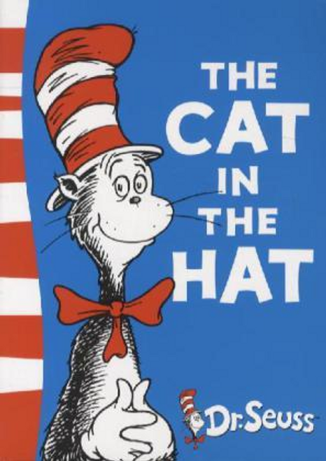 Dr. Seuss / The Cat in the Hat : Green Back Book (Large Paperback)
