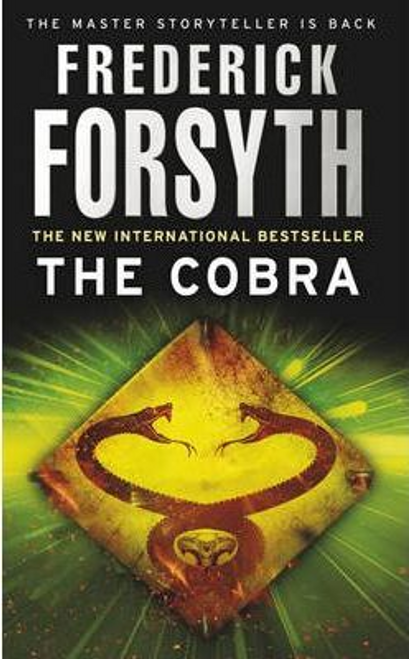 Forsyth, Frederick / The Cobra (Large Paperback)