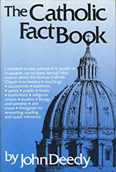Deedy, John / Catholic Fact Book (Large Paperback)