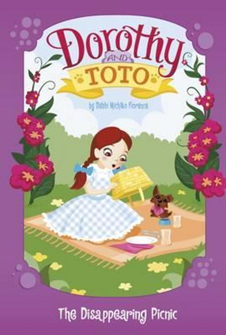 Dorothy Florence, Debbi / Dorothy and Toto The Disappearing Picnic (Large Paperback)