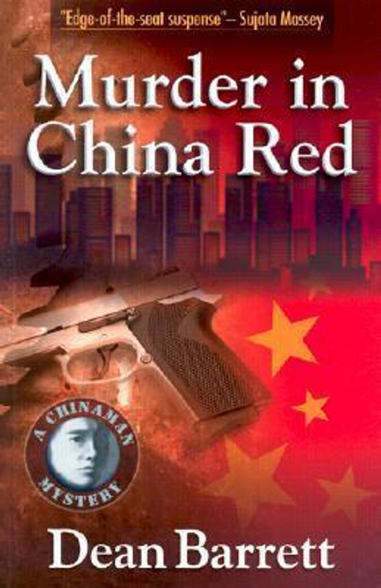 Barrett, Dean / Murder in China Red : A Chinaman Mystery (Large Paperback)