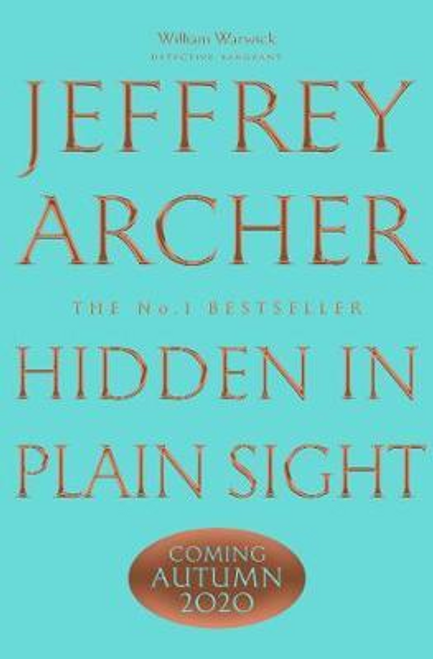 Archer, Jeffrey / Hidden in Plain Sight (Large Paperback)