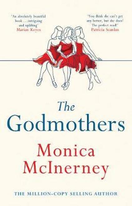 McInerney, Monica / The Godmothers (Large Paperback)