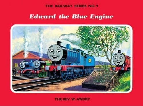 Awdry, Reverend W. / Edward Blue Engine