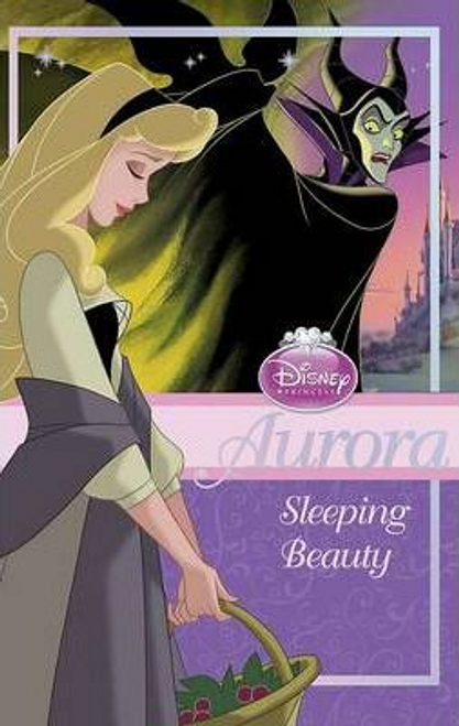 Disney Princess Chapter Book: Aurora - Sleeping Beauty