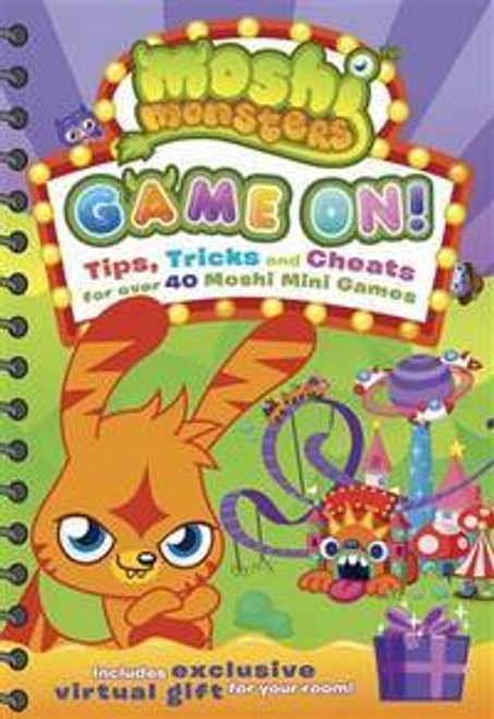 Moshi Monsters: Game On! Moshi Mini Games Guide
