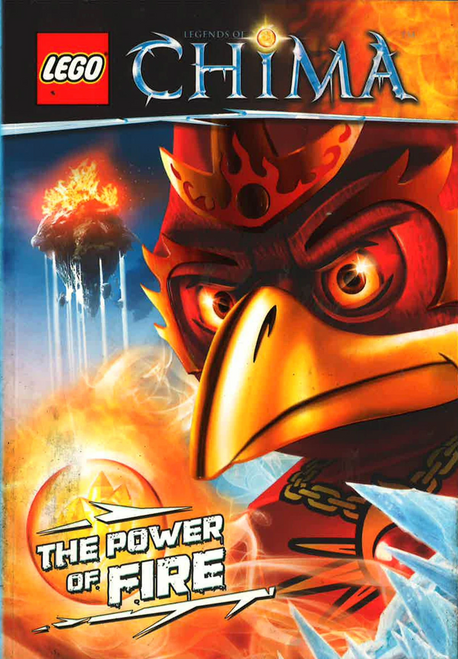 Lego Legends Of Chima: The Power Of Fire