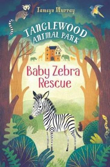 Murray, Tamsyn / Baby Zebra Rescue
