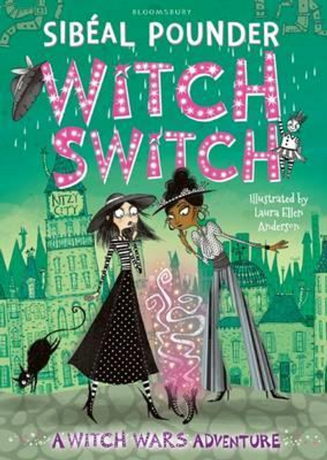 Pounder, Sibeal / Witch Switch