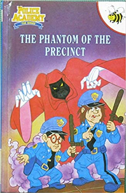 Redfern, Norman / The Phantom of the Precinct