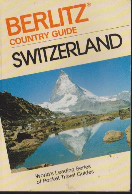 Berlitz Country Guide Switzerland