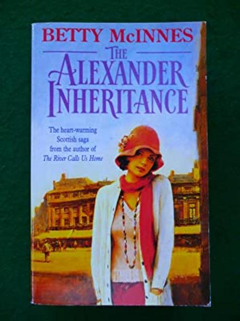 McInnes, Betty / The Alexander Inheritance