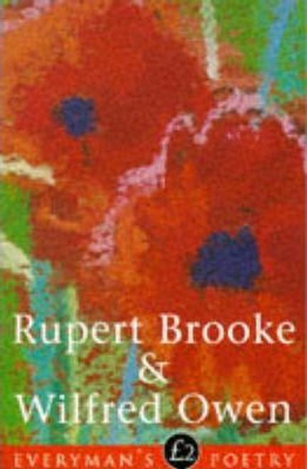 Brooke, Rupert / Brooke and Owen: Everyman's Poetry
