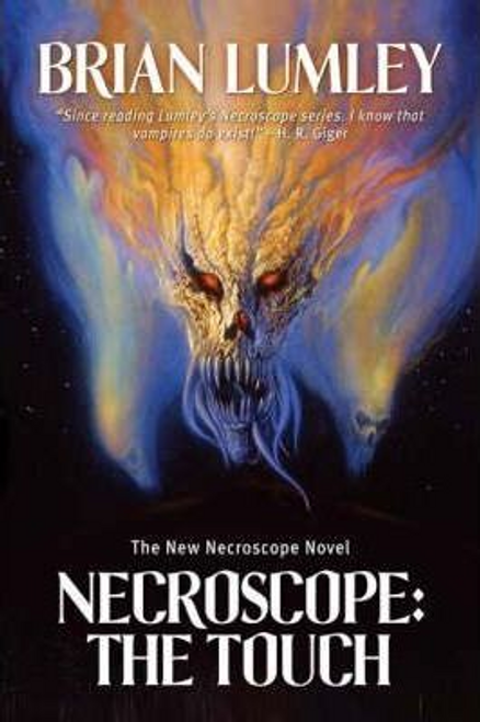 Lumley, Brian / Necroscope: The Touch