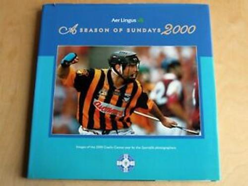 Sportsfile - A Season of Sundays - 2000 - HB - GAA - Photography