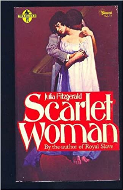 Fitzgerald, Julia / Scarlet Woman
