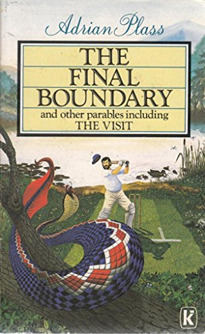 Plass, Adrian / The Final Boundary