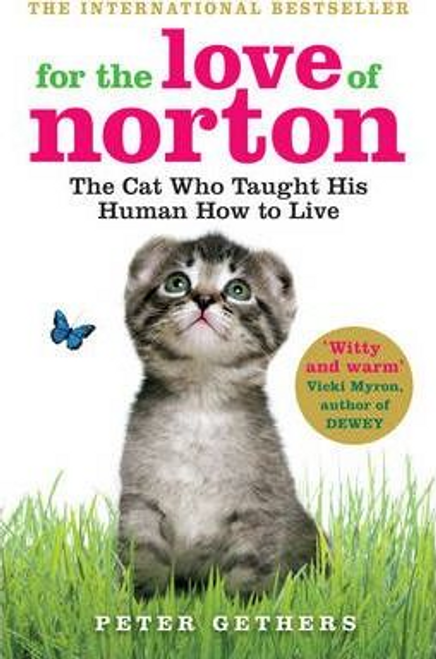 Gethers, Peter / For the Love of Norton