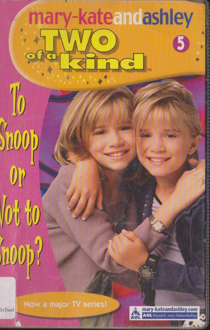 Disney / Mary Kate and Ashley, Two of a Kind To Snoop or Not to Snoop