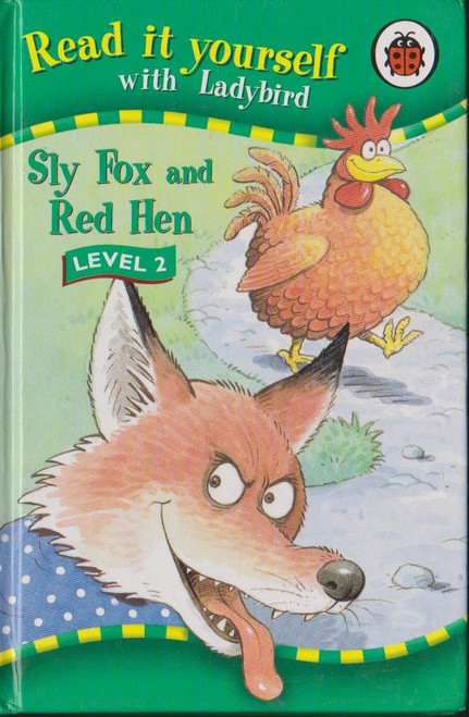 Ladybird / The Sly Fox and Little Red Hen