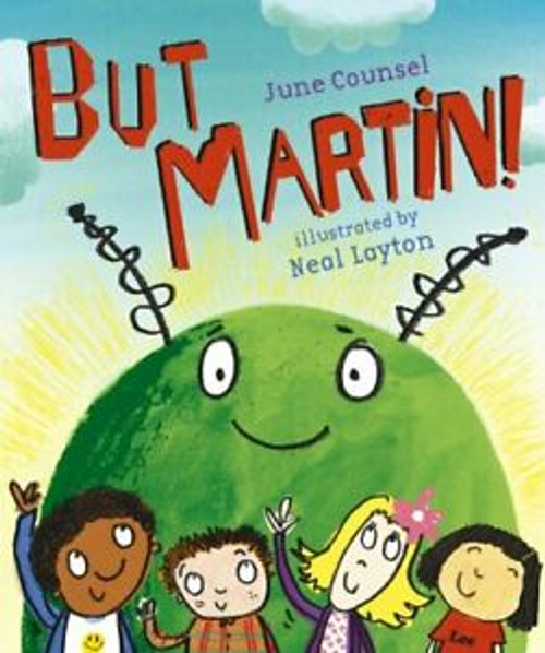 Counsel, June / But Martin! (Children's Picture Book)