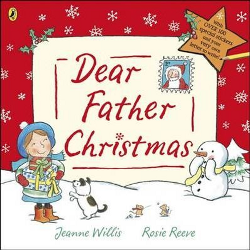 Willis, Jeanne / Dear Father Christmas (Children's Picture Book)