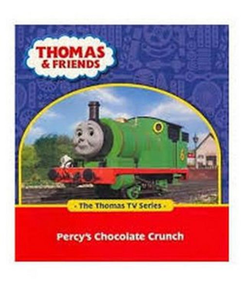 Thomas and Friends: Percy's Chocolate Crunch (Children's Picture Book)