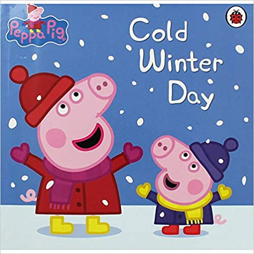 Peppa Pig: Cold Winter Day (Children's Picture Book)