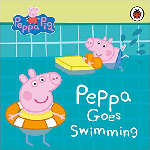Peppa Pig: Peppa Goes Swimming (Children's Picture Book)