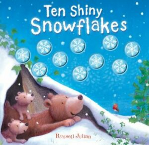Julien, Russell / Ten Shiny Snowflakes (Children's Picture Book)