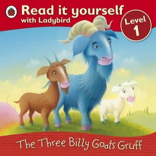 The Three Billy Goats Gruff: Read it yourself with Ladybird : Level 1 (Children's Picture Book)