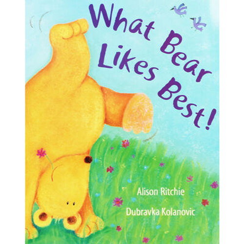 Ritchie, Alison / What Bear Likes Best (Children's Picture Book)