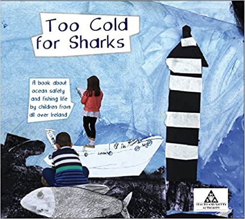 Too Cold for Sharks (Children's Picture Book)