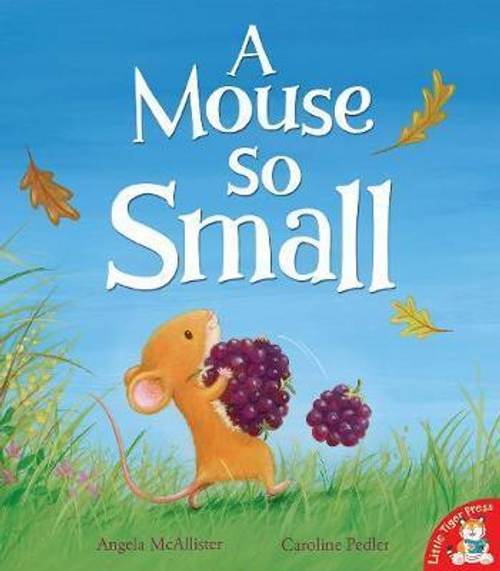 McAllister, Angela / A Mouse So Small (Children's Picture Book)