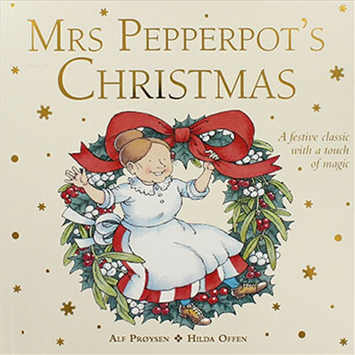 Proysen, Alf / Mrs Pepperpot's Christmas (Children's Picture Book)