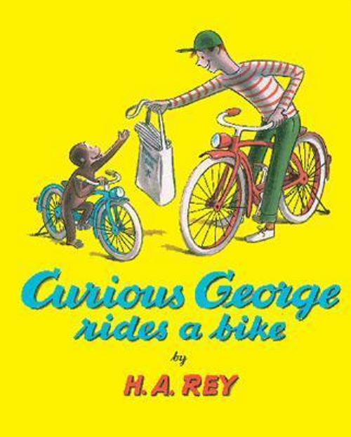 Rey, Hans Augusto / Curious George Rides a Bike (Children's Picture Book)