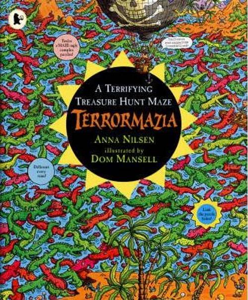 Nilsen, Anna / Terrormazia (Children's Picture Book)