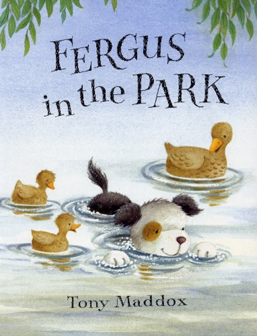 Maddox, Tony / Fergus In The Park (Children's Picture Book)
