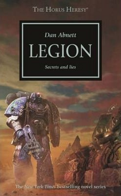 Abnett, Dan / Legion
