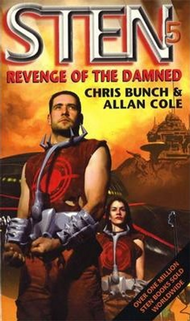Bunch, Chris / Revenge Of The Damned : Number 5 in series