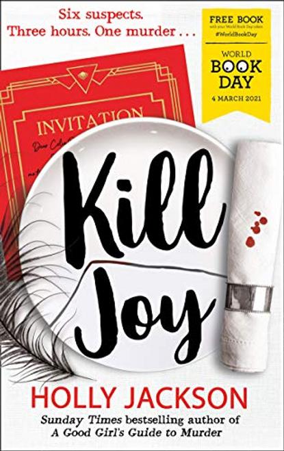 Jackson, Holly / Kill Joy